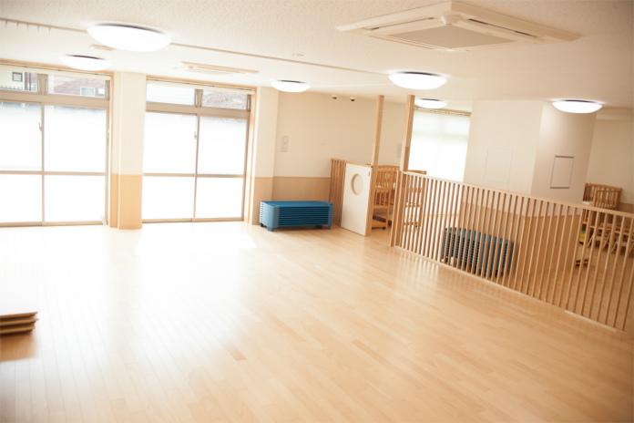 保育室(うさぎ・あひる)