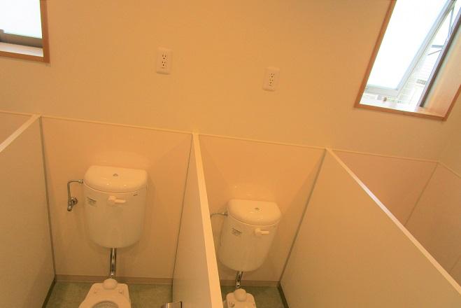 園児用トイレ2