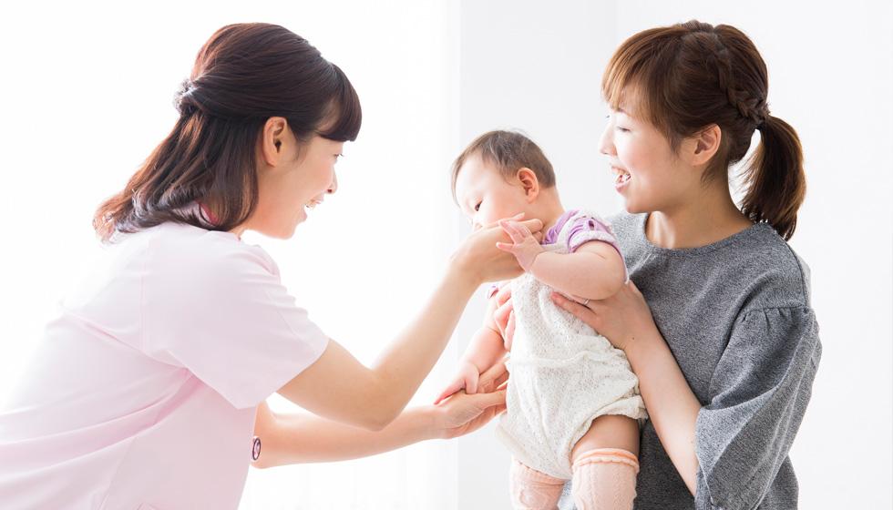 病児・病後児保育室 いながき